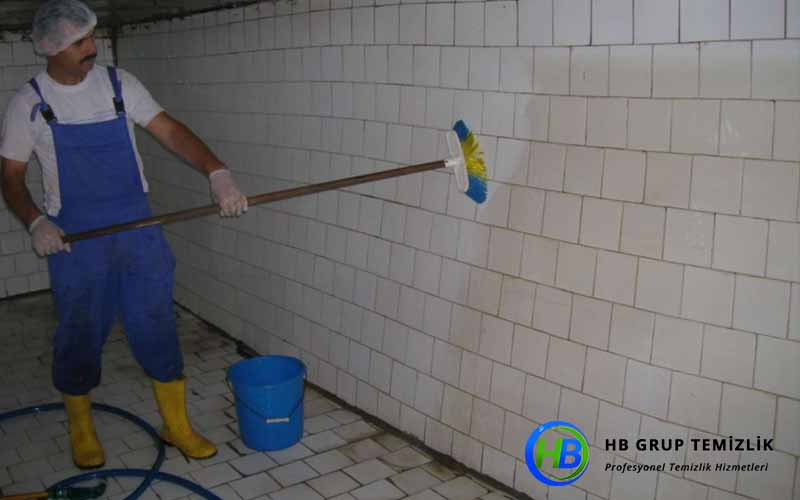 Hb Grup Temizlik Hizmetler